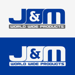 J&M World Wide Products Logo - Entry #73