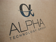 Alpha Technology Group Logo - Entry #165