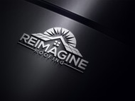 Reimagine Roofing Logo - Entry #122