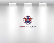 Unite not Ignite Logo - Entry #104