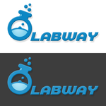 Laboratory Sample Courier Service Logo - Entry #21