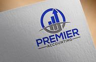 Premier Accounting Logo - Entry #107