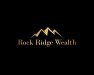 Rock Ridge Wealth Logo - Entry #263