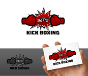 HIT Kickboxing Logo - Entry #55