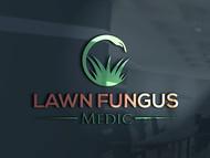 Lawn Fungus Medic Logo - Entry #108