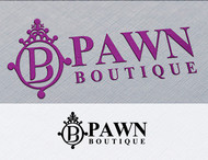 Either Midtown Pawn Boutique or just Pawn Boutique Logo - Entry #31