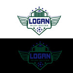 Logan Riley Soccer Logo - Entry #16