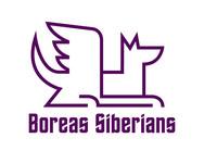 Siberian Husky Logo - Entry #137