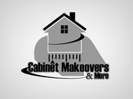 Cabinet Makeovers & More Logo - Entry #10