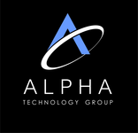 Alpha Technology Group Logo - Entry #163