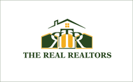 The Real Realtors Logo - Entry #117
