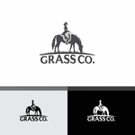 Grass Co. Logo - Entry #53