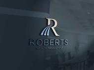 Roberts Wealth Management Logo - Entry #12