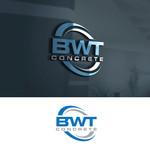 BWT Concrete Logo - Entry #234