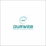 Durweb Website Designs Logo - Entry #159
