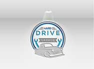 Hard drive garage Logo - Entry #367
