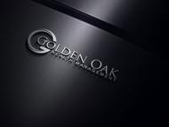 Golden Oak Wealth Management Logo - Entry #139