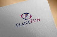 PlaneFun Logo - Entry #82