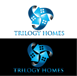 TRILOGY HOMES Logo - Entry #22
