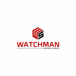 Watchman Surveillance Logo - Entry #329