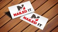 Nailed It Logo - Entry #152