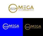Omega Sports and Entertainment Management (OSEM) Logo - Entry #87