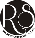 Woodwind repair business logo: R S Woodwinds, llc - Entry #47