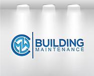 CMW Building Maintenance Logo - Entry #408