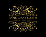 Pandora's Booth Logo - Entry #64