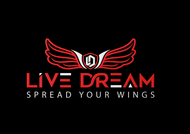 LiveDream Apparel Logo - Entry #411