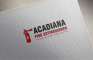 Acadiana Fire Extinguisher Sales and Service Logo - Entry #267
