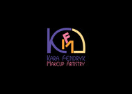 Kara Fendryk Makeup Artistry Logo - Entry #132