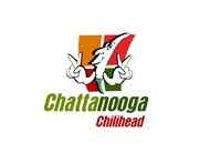 Chattanooga Chilihead Logo - Entry #151