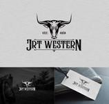 JRT Western Logo - Entry #181
