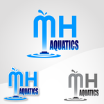 MH Aquatics Logo - Entry #43