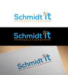 Schmidt IT Solutions Logo - Entry #140