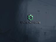 Unite not Ignite Logo - Entry #216