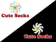 Cute Socks Logo - Entry #136