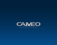 CAMEO PRODUCTIONS Logo - Entry #170