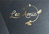 Les Amis Logo - Entry #28