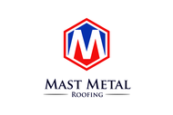 Mast Metal Roofing Logo - Entry #256