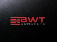BWT Concrete Logo - Entry #416