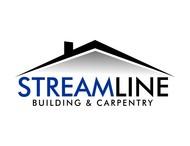 STREAMLINE building & carpentry Logo - Entry #79