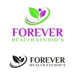 Forever Health Studio's Logo - Entry #222