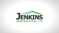 Jenkins Contracting LTD Logo - Entry #33