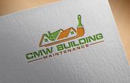 CMW Building Maintenance Logo - Entry #68