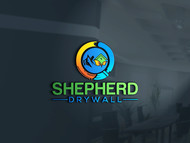 Shepherd Drywall Logo - Entry #159