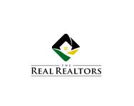 The Real Realtors Logo - Entry #148