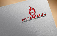 Acadiana Fire Extinguisher Sales and Service Logo - Entry #90