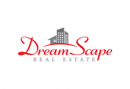 DreamScape Real Estate Logo - Entry #43